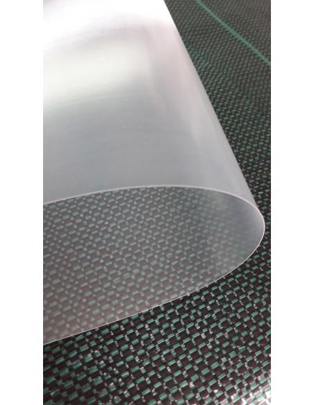bâche translucide 200 microns pour serre tunnel