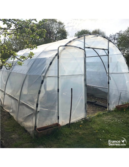 Serre de jardin Semi-Pro 16m²