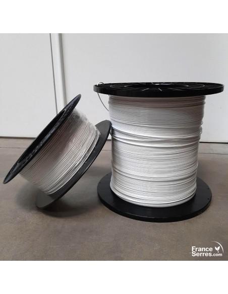 Rouleau de 200m de fil Deltane et rouleau de 1300m de fil Deltex Pro
