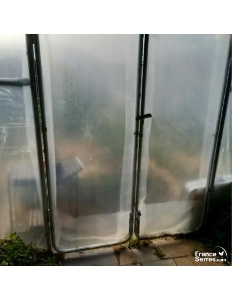 serre horticole 50m² structure de qualité