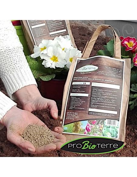 engrais bio fertilisant écologique polyvalent