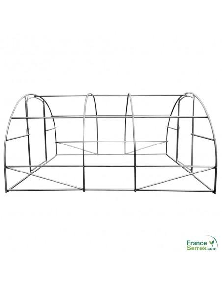 tunnel semi pro 12m² 2 portes